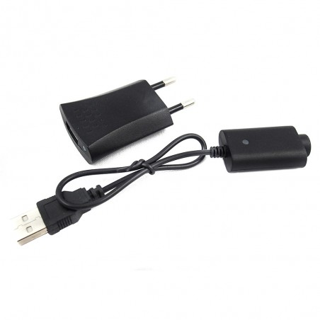 Pack Chargeur eGo + Prise secteur 11,80€