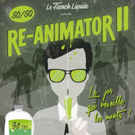 Re-Animator 2 - 3x 10ml - French Liquide 20,90€