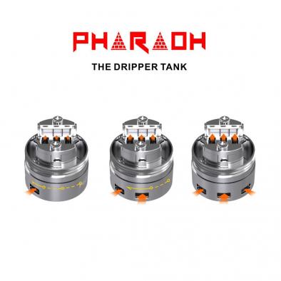 Dripper Pharaoh Rip Trippers & Digiflavor 19,90€