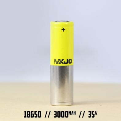 ACCU 18650 - 3000mAh 35A MXJO