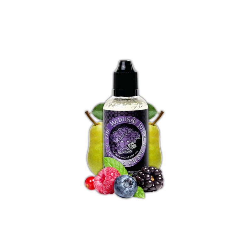 Medusa J - Purple Crave 50ml 22,90 €