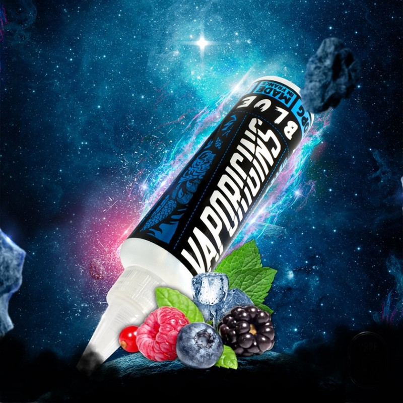 Big Blue - Vaporigins 80ml 29,90 €