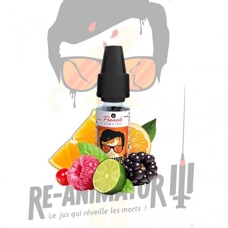 Re-Animator 3 - 3x 10ml - French Liquide 20,90€