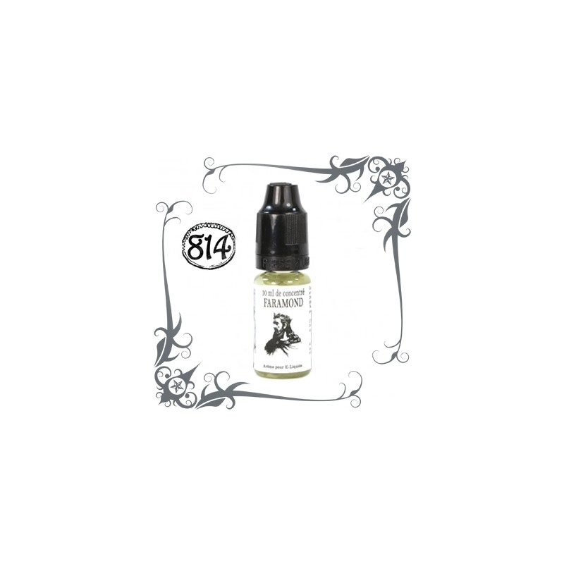 Faramond - 814 - 10ml 7,50€