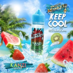 Twelve Monkeys - Kanzi iced 12,00 €