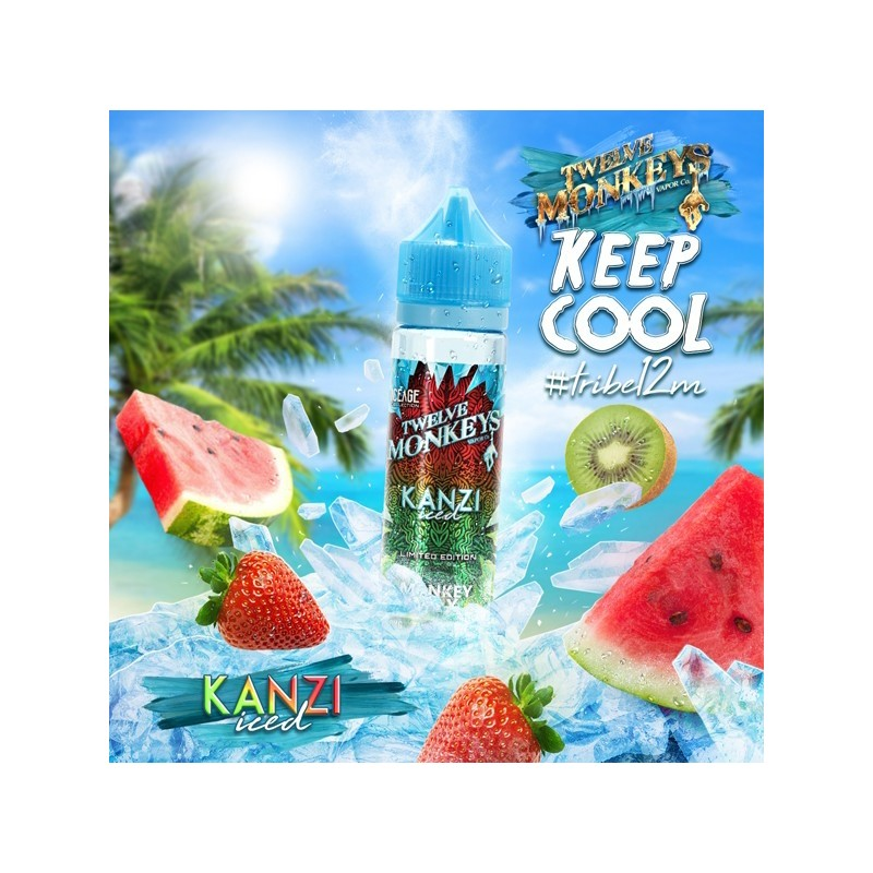 Twelve Monkeys - Kanzi iced 12,00€