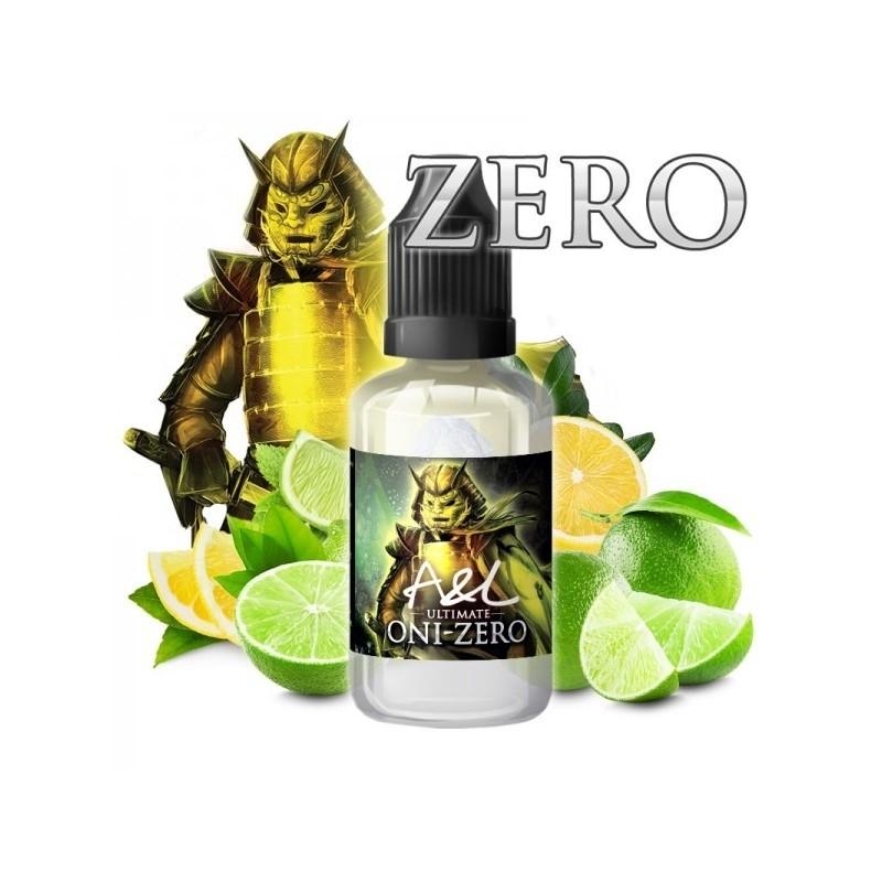 Ultimate ONI Zero Arômes et liquides