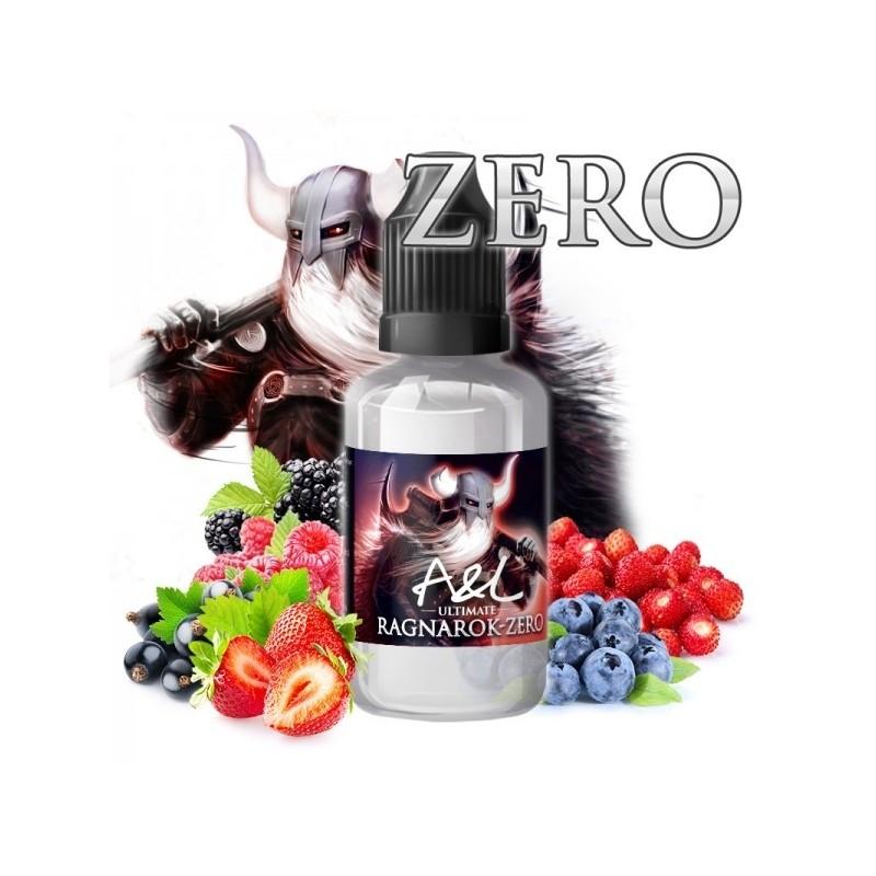 Ragnarok Zéro Arômes et liquides