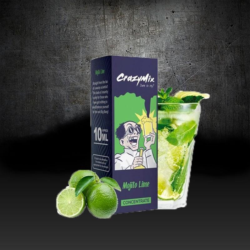Crazy Mix, Mojito Lime 6,00€