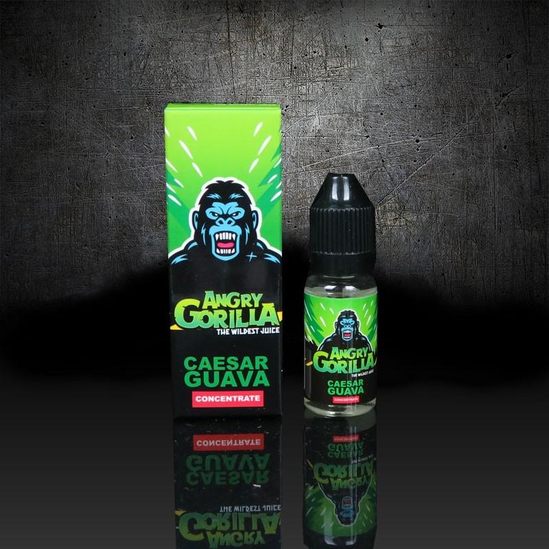Angry Gorilla, Caesar Guava