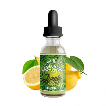Greeneo - CBD Lemon Jungle 10ml 19,90€