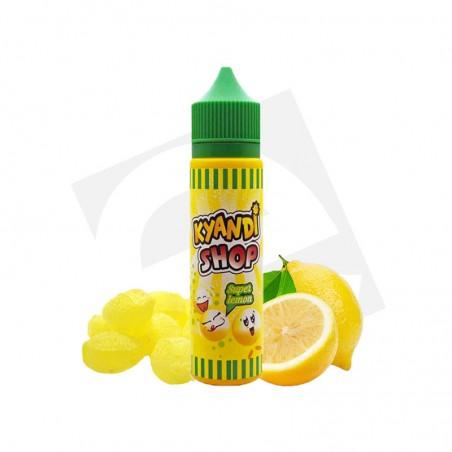Super Lemon 50ml, Kyandi Shop 20,90€