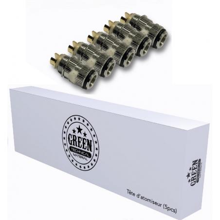 Résistance - Green vapes - first - À L'UNITÉ 3,98€