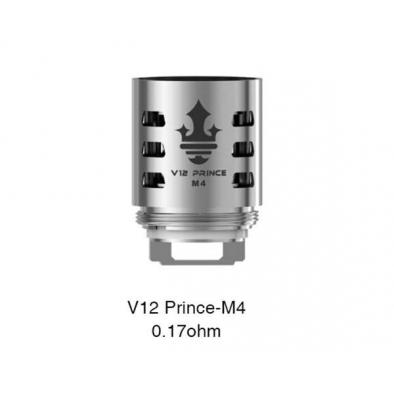 TFV12 PRINCE M4 0,17 OHM Smok 4,90€