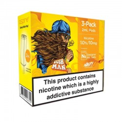 Pod NS Nasty Juice - Cush Man 12,90 €