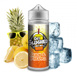 GET SLUSHED - Lemon & pineapple - 100ML 26,90 €