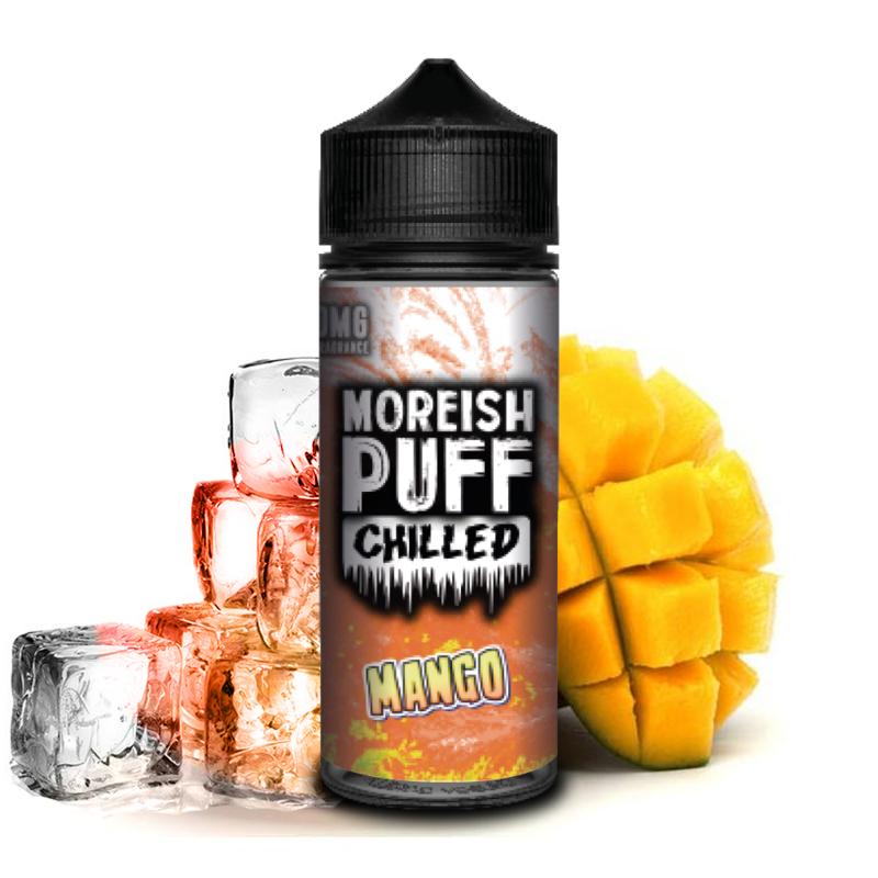 MOREISH PUFF - Chilled mango - 100ML 26,90€