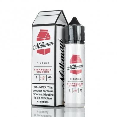THE MILKMAN - Classic strawberry churrios - 50ML 24,90€