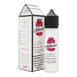 THE MILKMAN - crumbleberry - 50ML 24,90 €