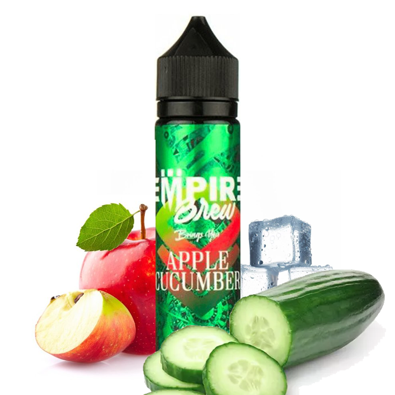 Empire Brew - Apple cucumber - 50ml 20,90€
