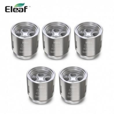 Résistance - Eleaf - HW4 Quad-Cylinder - Ello Mini - 0.3 Ohm 9,95€