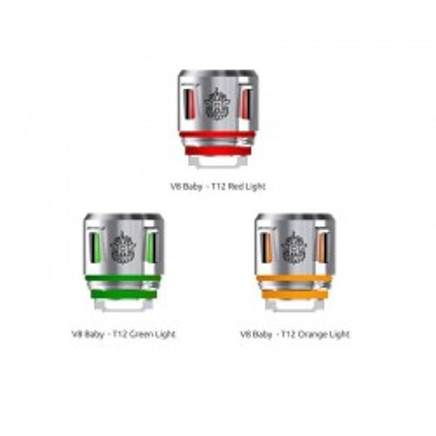 Résistance - Smoktech - T12 Light pour V8 Baby 18,90€