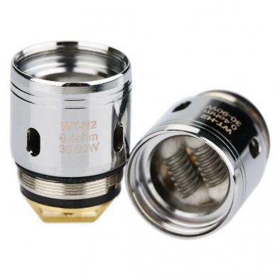 Résistance - Wismec - WT-H2 pour Kage Tank 0.4 ohm 7,99€