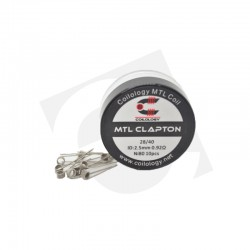 Coilology, Performance Coils MTL Clapton 11,88 €