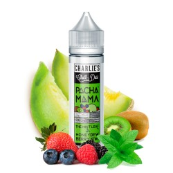 Pacha mama, THE MINT LEAF HONEYDEW BERRY KIWI, 50ml 23,90 €
