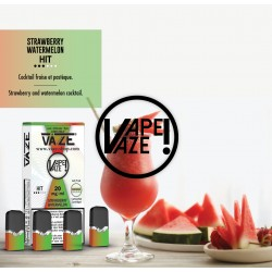 Cartouches Strawberry Watermelon, Vaze 10,90 €