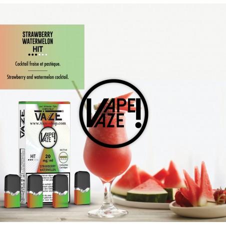 Cartouches Strawberry Watermelon, Vaze 10,90€