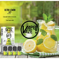 Cartouches Ultra Lemon, Vaze 10,90 €