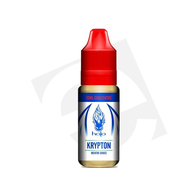 Concentré, Halo, Krypton 10ml 4,90 €