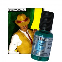 Concentré, T-Juice, Green Kelly 30ml 13,50 €