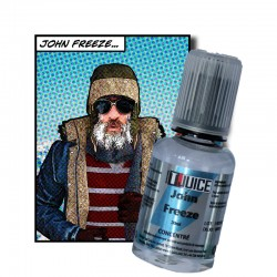 Concentré, T-Juice, John Freeze 30ml 13,50 €