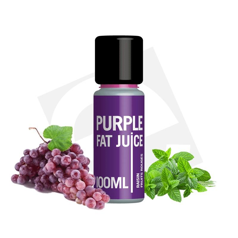 Purple, Fat Juice, 100ml 17,90€