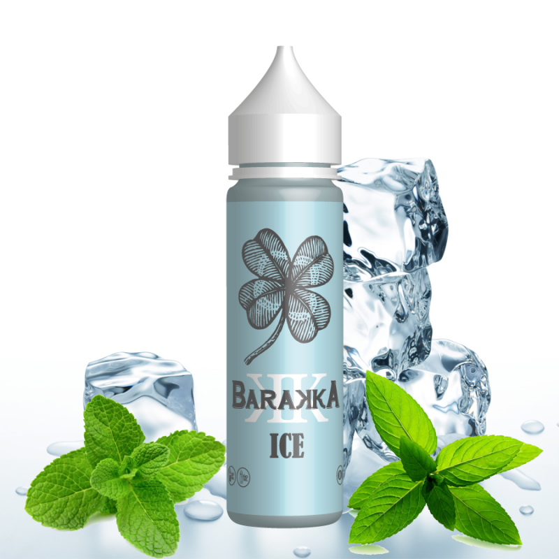 Barakka - Ice - 50ml 21,90 €