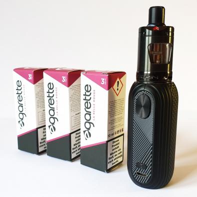 Pack Reax + Zlide + Liquides 49,90€