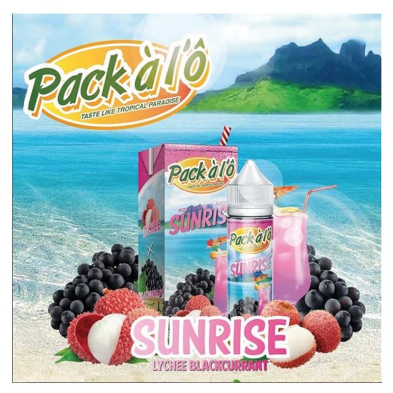 PACK À L'Ô - Sunrise - 50ML 14,90€