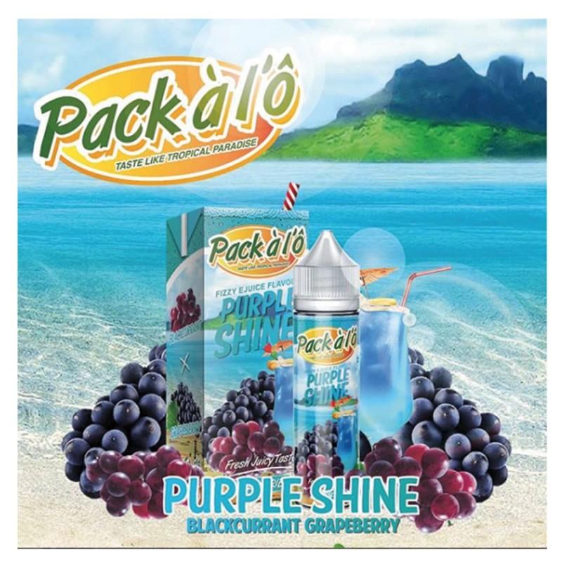 PACK À L'Ô - purple shine - 50ML 14,90€