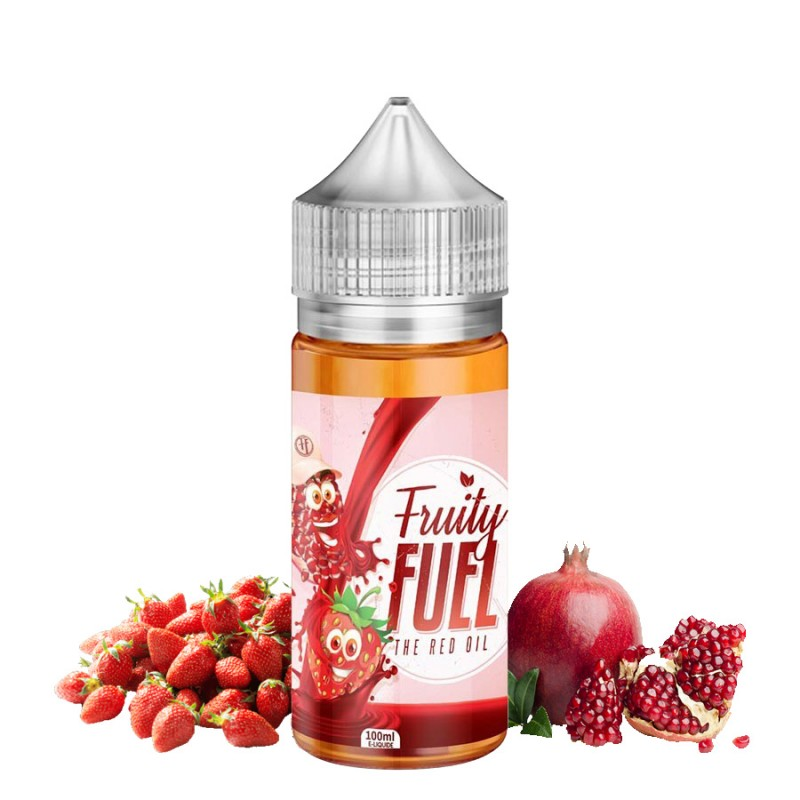 FRUITY FUEL - The Red Oil - 100ML 27,90€