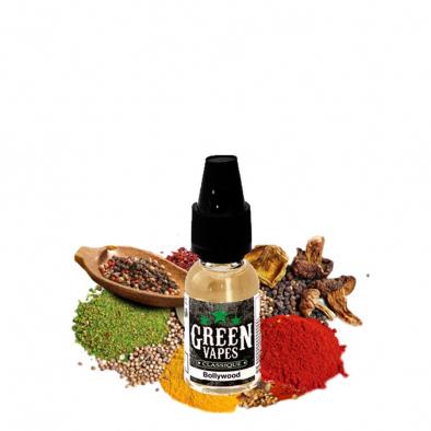 Bollywood - Green vapes - 10ml 5,60€