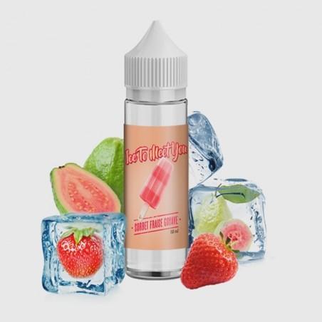 BORDO2 - Sorbet fraise goyave - 50ml 21,90€