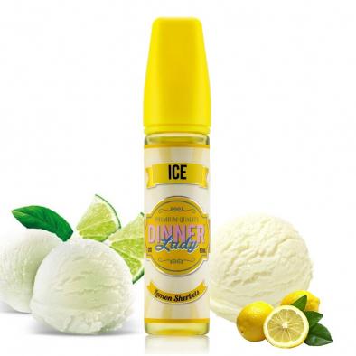 Dinner lady - Ice - lemon sherbets - 50ml 12,90€