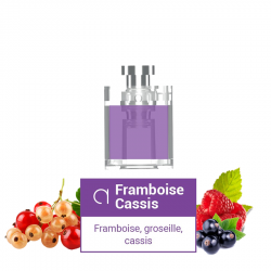 CARTOUCHE SLYM - FRAMBOISE CASSIS - ASPIRE 9,90 €