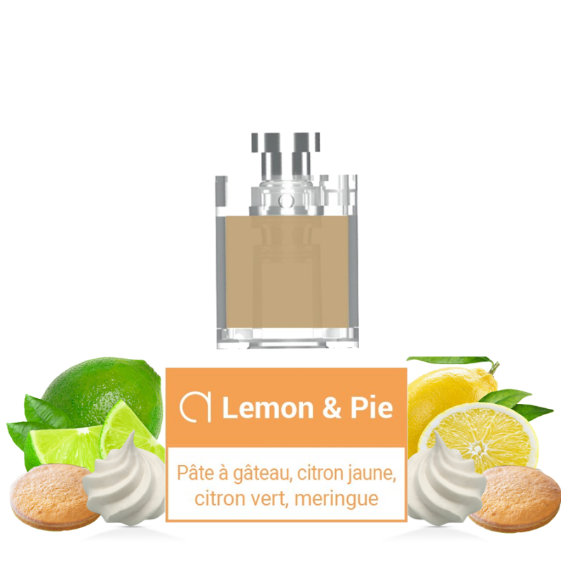 CARTOUCHE SLYM - LEMON & PIE - ASPIRE 9,90€