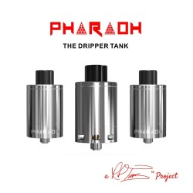 Dripper Pharaoh Rip Trippers & Digiflavor 8,00€