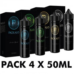 Pack classic gourmand 4x 50ml 44,90 €