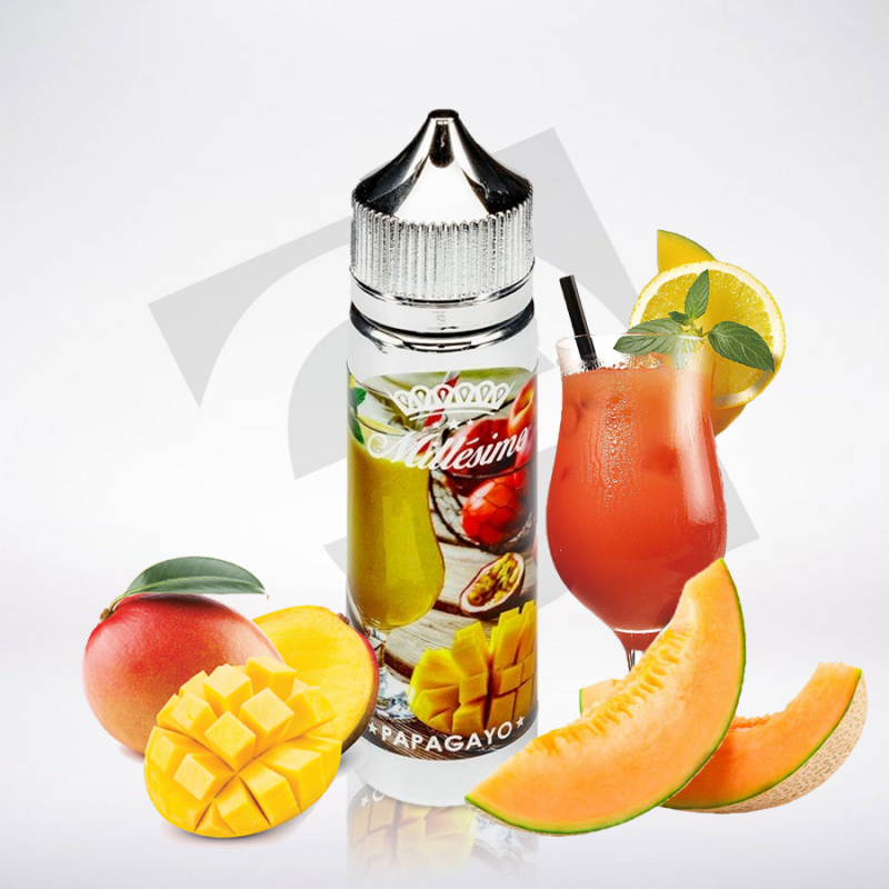 E-liquide Papagayo - 50ml Millésime