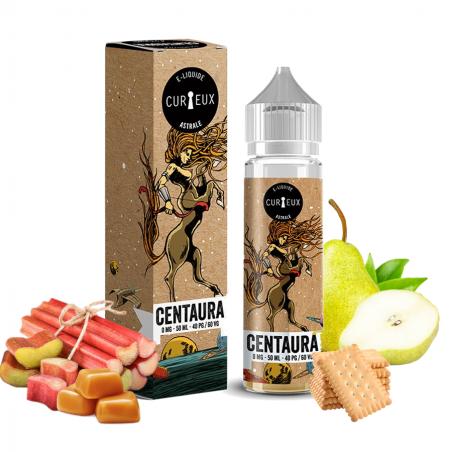 E-liquide Centura - 10ml Curieux